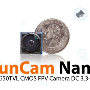"RunCam Nano 650TVL 2.1mm FOV 160 Degree 1/3"" CMOS (485)"