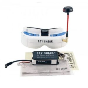 Fat Shark Dominator V3 FPV Goggles (Combo Kit) (540)