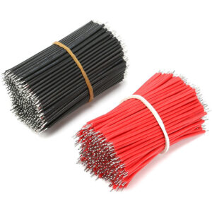 JUMPER BOARD CABLE 5 RED 5 BLACK (233)