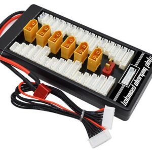 Adaptador paralelo XT60 para cargador 2s-6S (275)