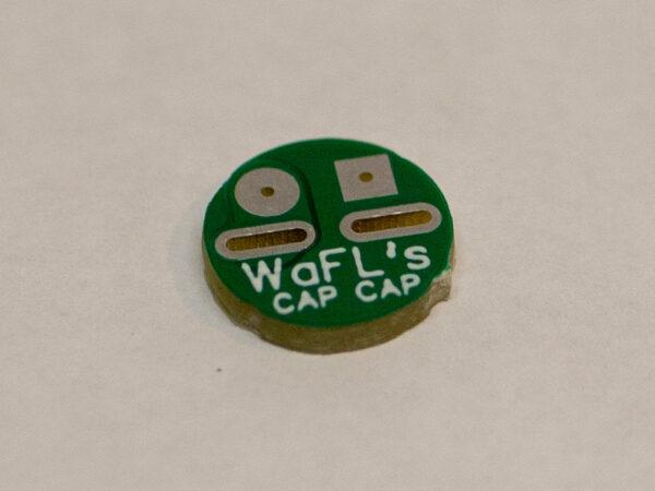 WaFL's Cap Cap (Set of 5), base para capacitor (668)